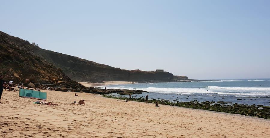 Praia e descanso